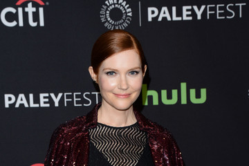 Darby Stanchfield The Paley Center for Media's 33rd Annual PaleyFest Los Angeles - 'Scandal' - Arrivals