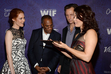 Darby Stanchfield Variety and Women in Film Emmy Nominee Celebration