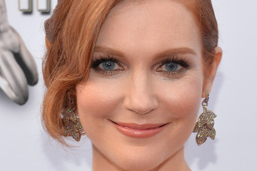 Darby Stanchfield 45th NAACP Image Awards Presented By TV One - Red Carpet