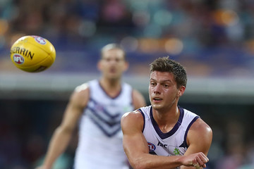 Darcy Tucker AFL Rd 12 - Brisbane v Fremantle