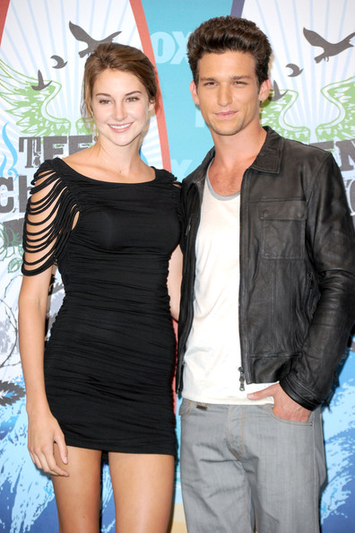 daren kagasoff and shailene woodley. daren kagasoff and shailene woodley. Daren Kagasoff Presenters