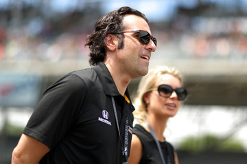 Dario Franchitti 101st Indianapolis 500 - Carb Day