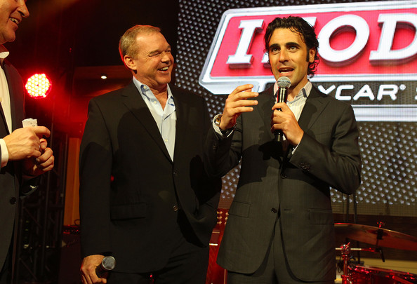 IZOD IndyCar Series Party To Celebrate The 100th Anniversary Indianapolis 500 []