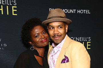 Darius De Haas 'Hughie' Broadway Opening Night