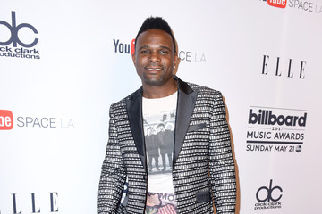 Darius McCrary The 2017 Billboard Music Awards and ELLE Present Women in Music at YouTube Space LA