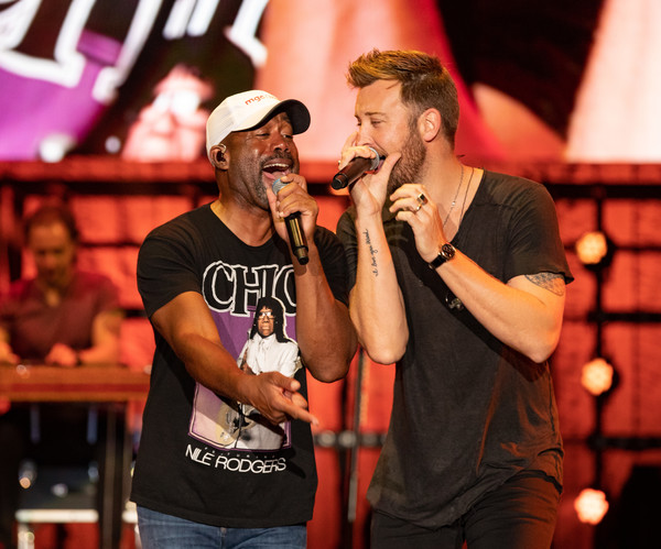 Darius Rucker And Lady Antebellum In Concert - Irvine, CA []