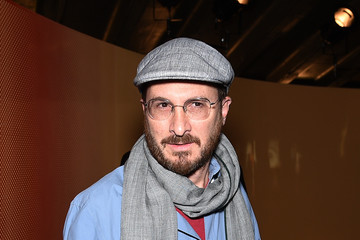 Darren Aronofsky The Cinema Society Screening Of Marvel's 'Avengers: Age of Ultron' - Arrivals