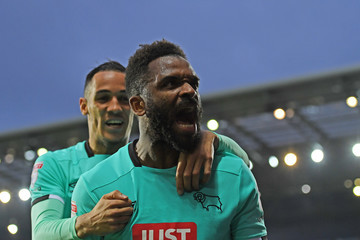 Darren Bent West Bromwich Albion v Derby County - The Emirates FA Cup Third Round