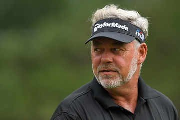 Darren Clarke The Ally Challenge - Round One