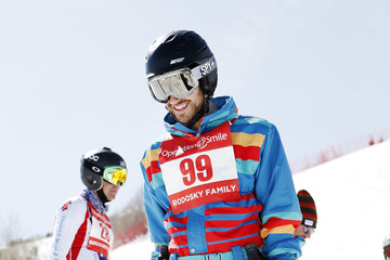 Darren Criss Operation Smile's Celebrity Ski & Smile Challenge Presented by the Rodosky Family