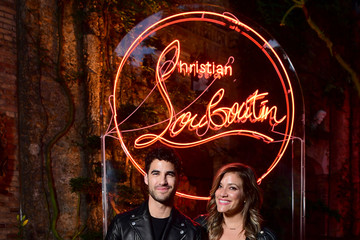Darren Criss Mia Swier Christian Louboutin Presents : Loubicircus Party
