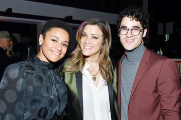Darren Criss Mia Swier Premiere Of Showtime's 'The L Word: Generation Q' - After Party