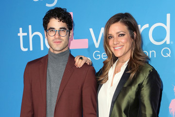 Darren Criss Mia Swier Premiere Of Showtime's 'The L Word: Generation Q' - Arrivals