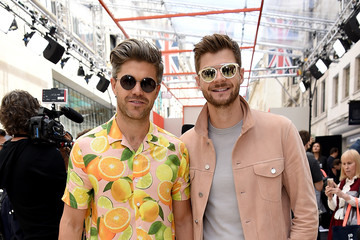 Darren Kennedy St James's Hosts LFWM Shows