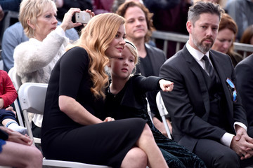 Darren Le Gallo Amy Adams Is Honored With a Star on the Hollywood Walk of Fame