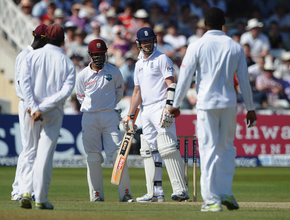 England v West Indies: 2nd Investec Test - Day Three