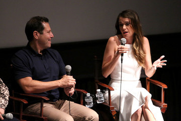 Darren Star Sutton Foster For Your Consideration Event For TV Land's 'Younger'