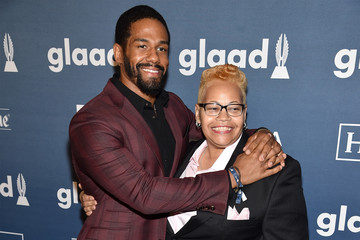 Darren Young 27th Annual GLAAD Media Awards in New York - Red Carpet
