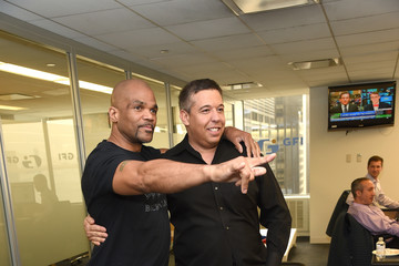 Darryl McDaniels Annual Charity Day Hosted By Cantor Fitzgerald, BGC and GFI - GFI Office - Arrivals