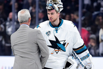 Darryl Sutter San Jose Sharks v Los Angeles Kings - Game Five