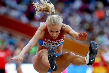 Darya Klishina 15th IAAF World Athletics Championships Beijing 2015 - Day Six