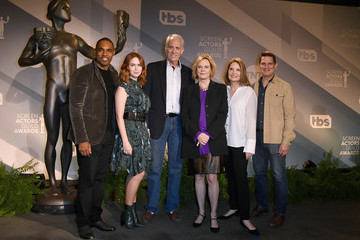 Daryl Anderson Elizabeth McLaughlin 26th Annual Screen Actors Guild Awards Nominations Announcement
