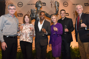 Daryl Anderson Woody Schultz SAG Awards Holiday Auction Benefiting the SAG-AFTRA Foundation
