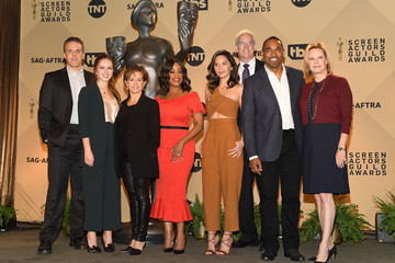 Daryl Anderson 24th Annual SAG Awards Nominations Announcement