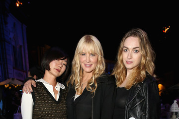 Daryl Hannah 24th Annual Environmental Media Awards Presented By Toyota And Lexus - After Party