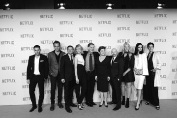 Daryl Hannah Netflix Spain's Presentation Red Carpet
