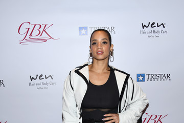 Dascha Polanco GBK Productions And WEN Presents A Luxury Lounge For TV's Top Talent