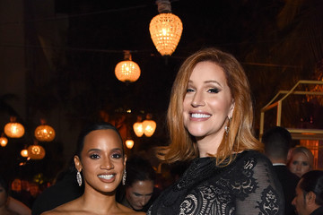 Dascha Polanco FOX Broadcasting Company, FX, National Geographic And 20th Century Fox Television 2018 Emmy Nominee Party - Inside