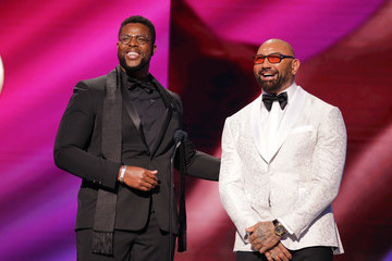 Dave Bautista Winston Duke BET Presents The 51st NAACP Image Awards - Show