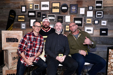 Dave Bautista The IMDb Studio at the 2017 Sundance Film Festival Featuring the Filmmaker Discovery Lounge, Presented by Amazon Video Direct: Day Two - 2017 Park City