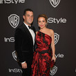 Dave Bugliari The 2019 InStyle And Warner Bros. 76th Annual Golden Globe Awards Post-Party - Red Carpet