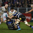 Dave Ewers Bath Rugby Vs. Exeter Chiefs - Aviva Premiership
