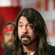 Dave Grohl The BRIT Awards 2018 - Winners Room