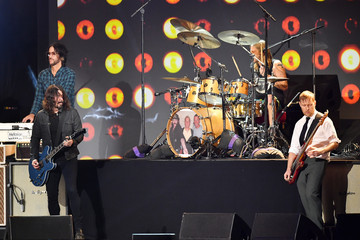 Dave Grohl Nate Mendel 2020 MusiCares Person Of The Year Honoring Aerosmith - Show