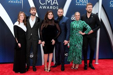 Dave Haywood Cassie McConnell The 52nd Annual CMA Awards - Arrivals