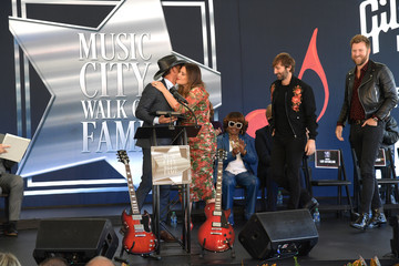 Dave Haywood 2019 Music City Walk Of Fame Induction Ceremony