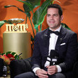 Dave Karger IMDb LIVE Presented By M&M'S At The Elton John AIDS Foundation Academy Awards Viewing Party