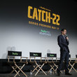 Dave Karger Hulu's 'Catch-22' New York Special Screening