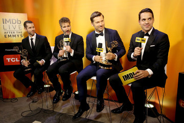 Dave Karger IMDb Live After the Emmys, Presented by TCL