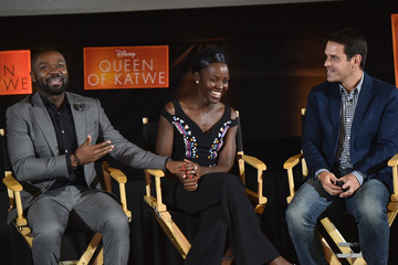 Dave Karger Live Q & A With 'Queen of Katwe' Director and Cast Reaches Fans Around the Globe