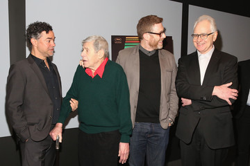 Dave Kehr 'Max Rose' Premiere at MoMA New York with Jerry Lewis