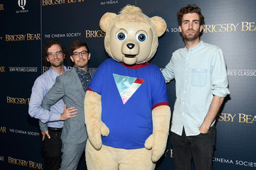 Dave McCary Sony Pictures Classics & The Cinema Society Host a Screening of 'Brigsby Bear' - Arrivals