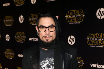 Dave Navarro Premiere of 'Star Wars: The Force Awakens' - Red Carpet