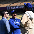 Dave Roberts Divisional Series - Washington Nationals vs Los Angeles Dodgers - Game One