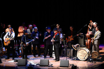 Dave Roe Billy Swan Get Rhythm: A Tribute To Sam Phillips' At The Country Music Hall Of Fame And Museum