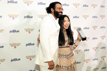 Daveed Diggs Awkwafina IFP's 29th Annual Gotham Independent Film Awards - Backstage